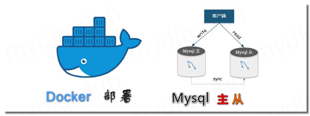 通过 Docker 部署 Mysql 8.0 主从模式