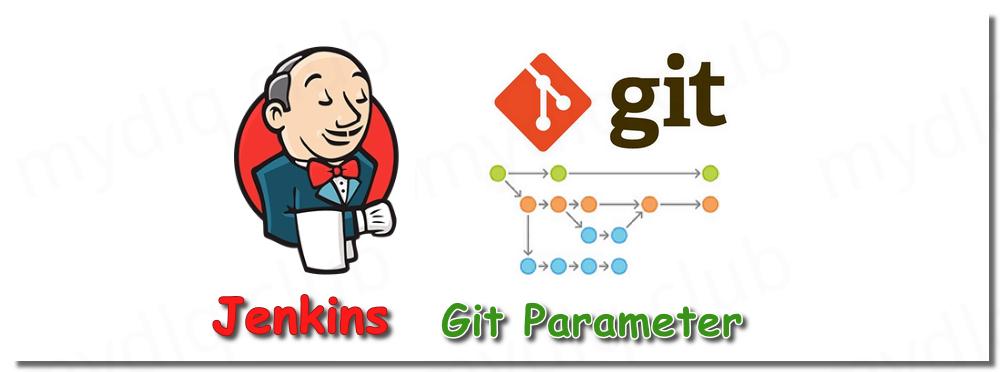 Jenkins 中使用 Git Parameter 插件动态获取 Git 的分支